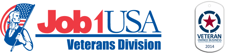 Job1Veterans Logo